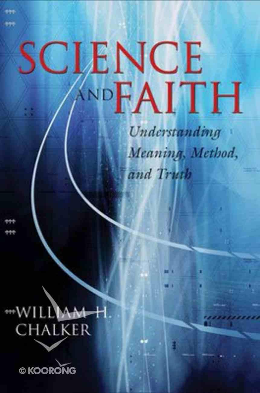 Science & Faith Paperback
