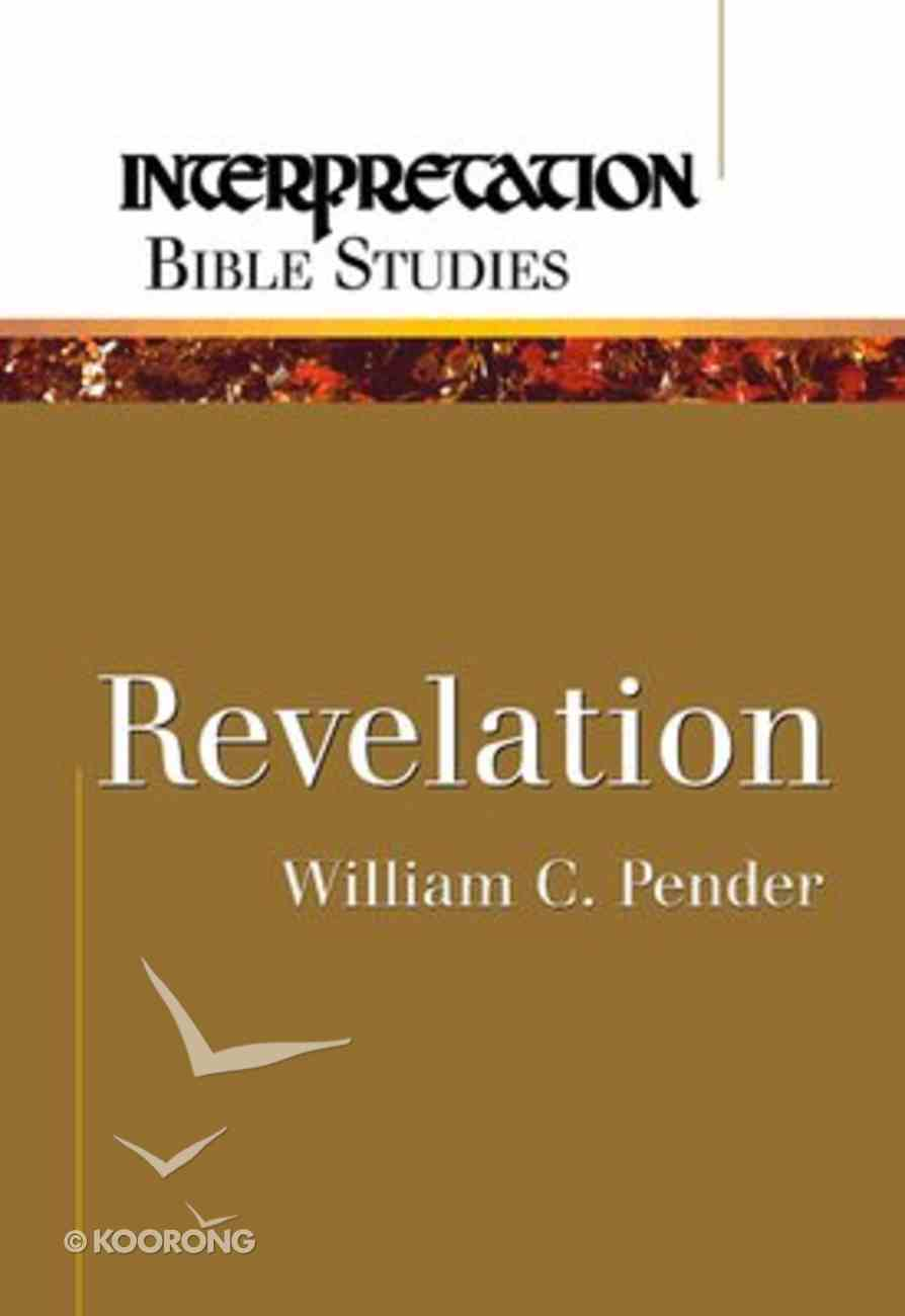 Revelation (Interpretation Bible Study Series) Paperback