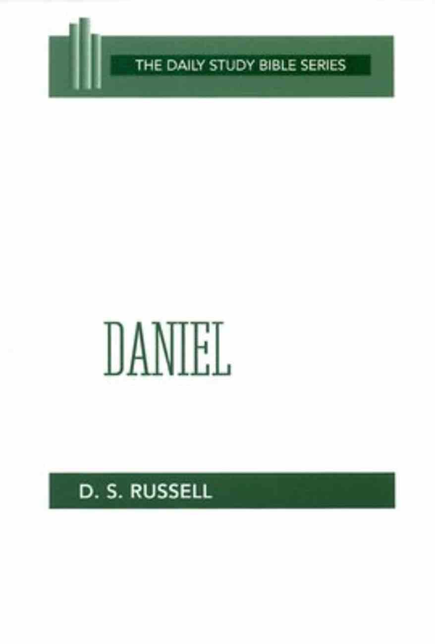 Daniel (Daily Study Bible Old Testament Series) Paperback