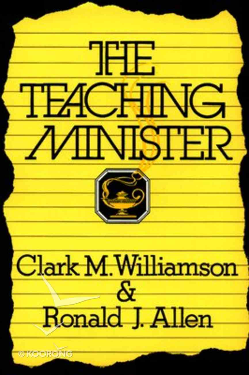 The Teaching Minister Paperback