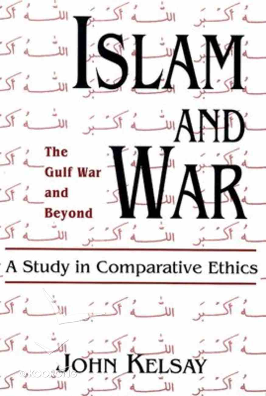 Islam and War Paperback
