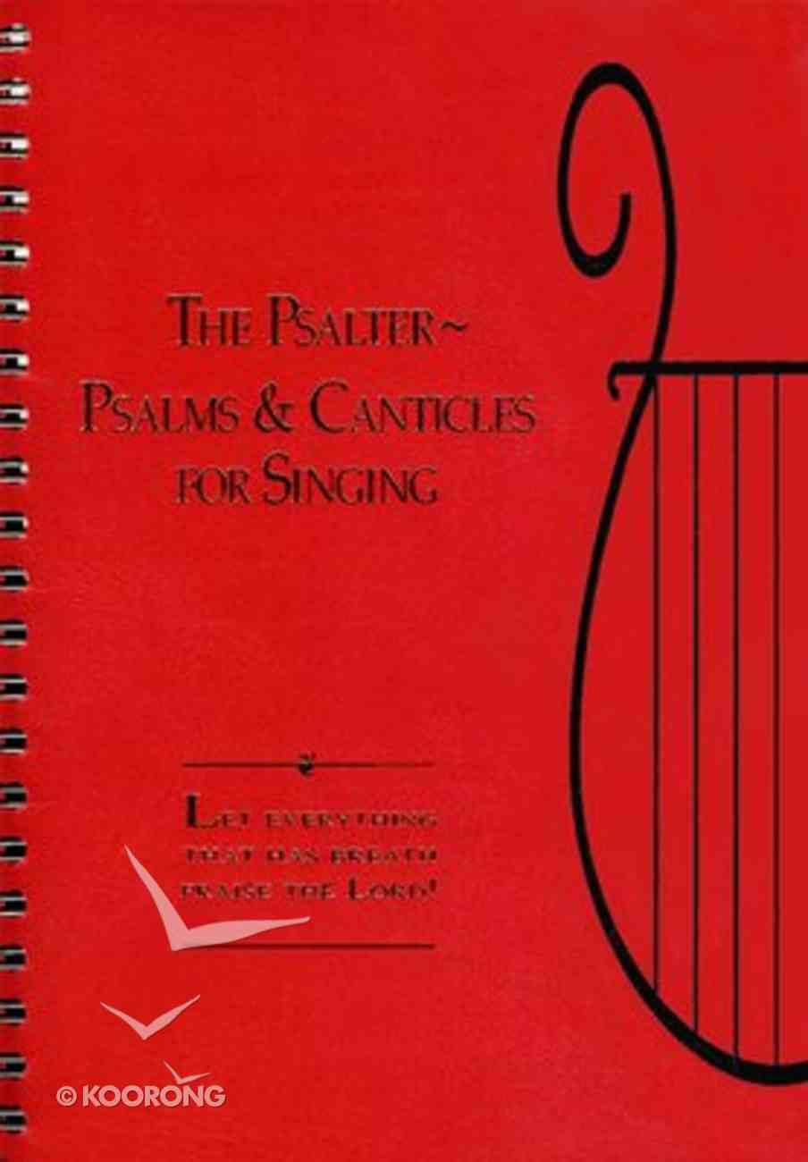 The Psalter Paperback