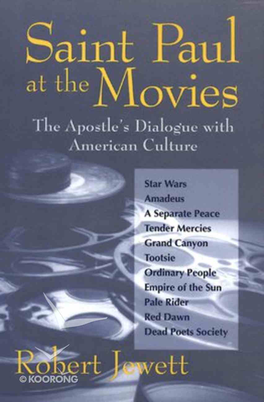 Saint Paul At the Movies Paperback