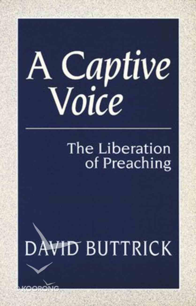 A Captive Voice Paperback