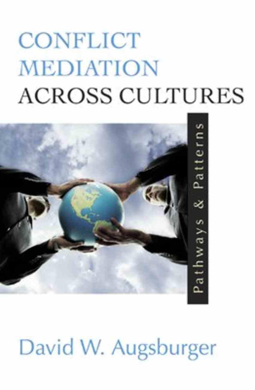 Conflict Mediation Across Cultures Paperback