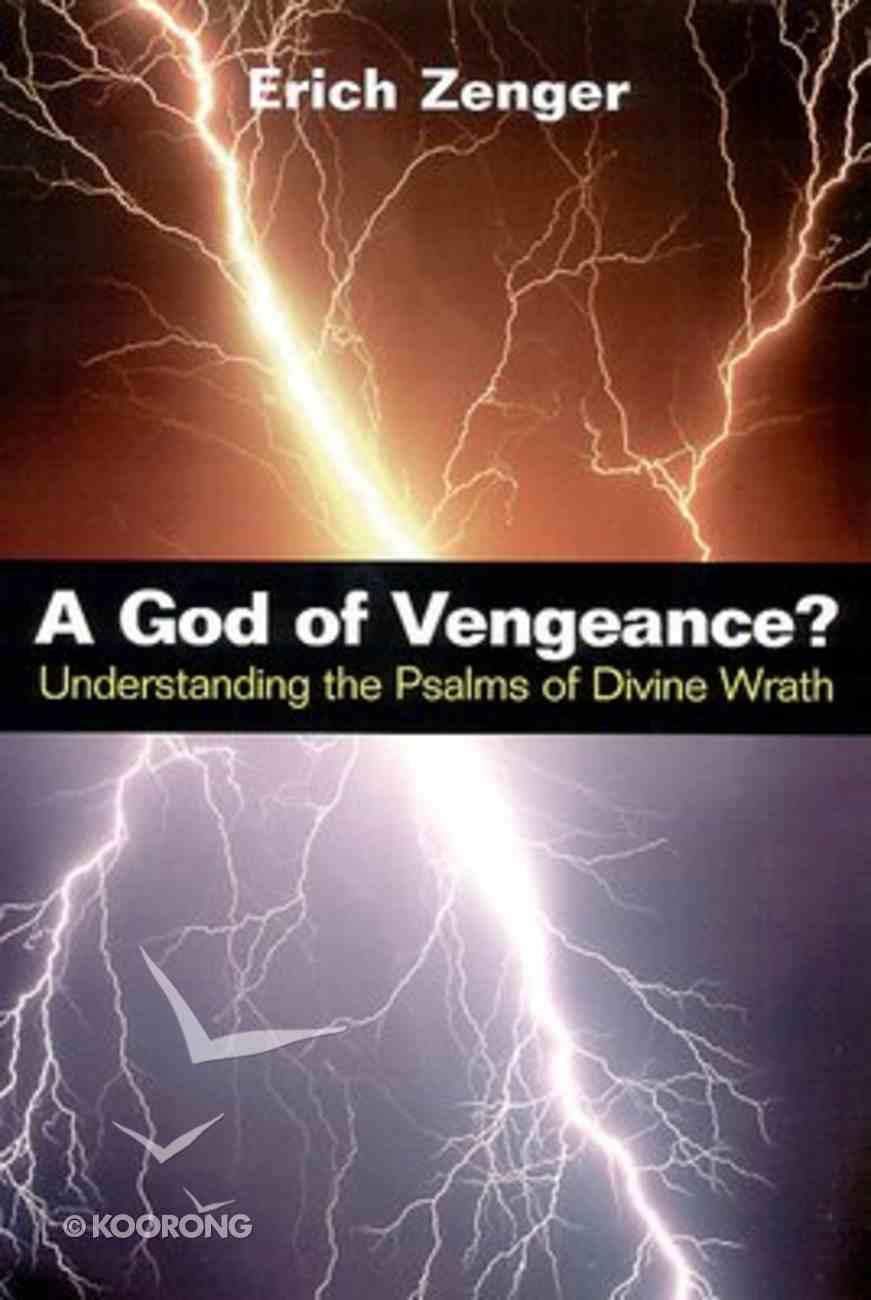A God of Vengeance? Paperback