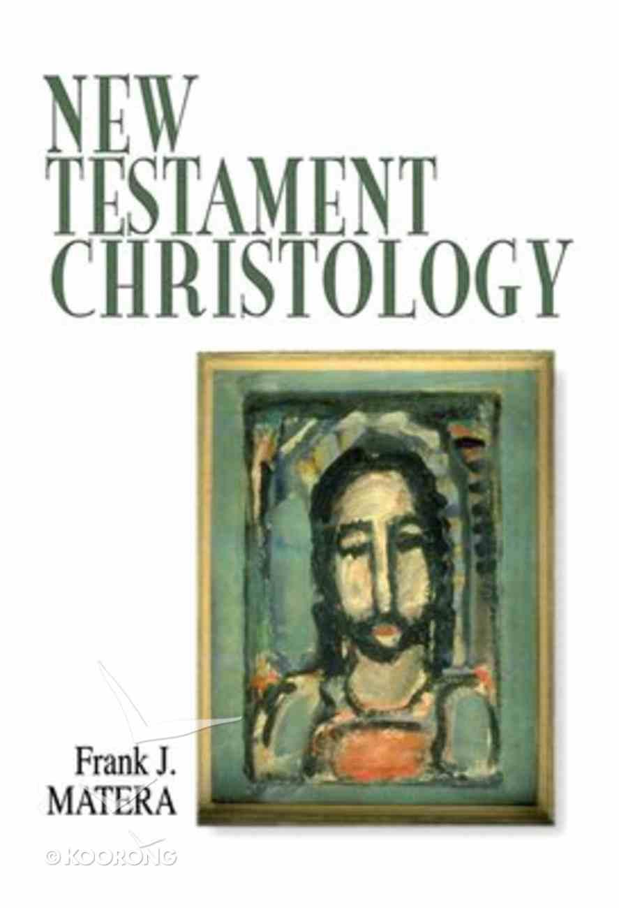 New Testament Christology Paperback