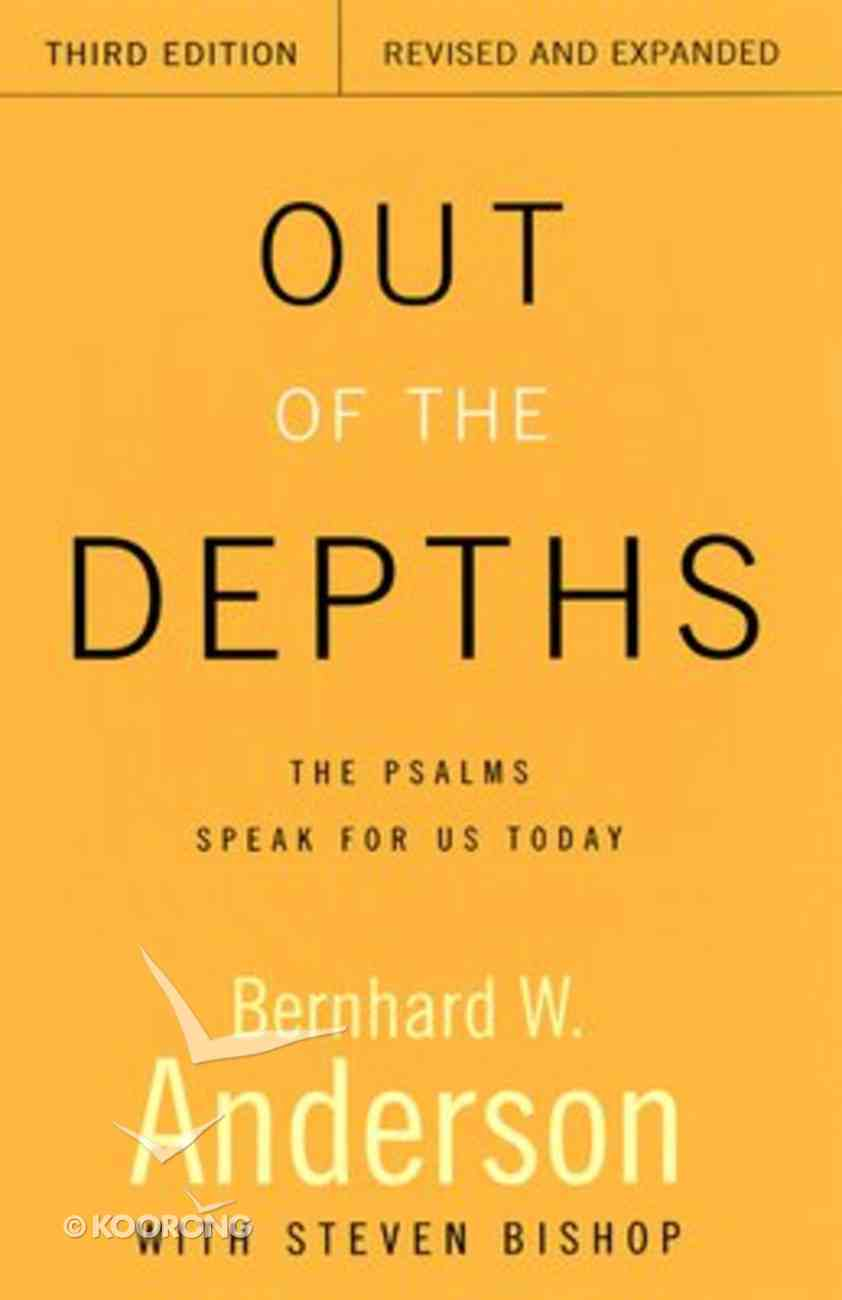 Out of the Depths (3rd Edition) Paperback