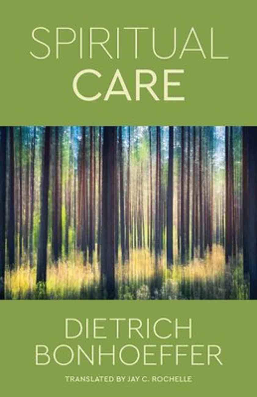 Spiritual Care Paperback