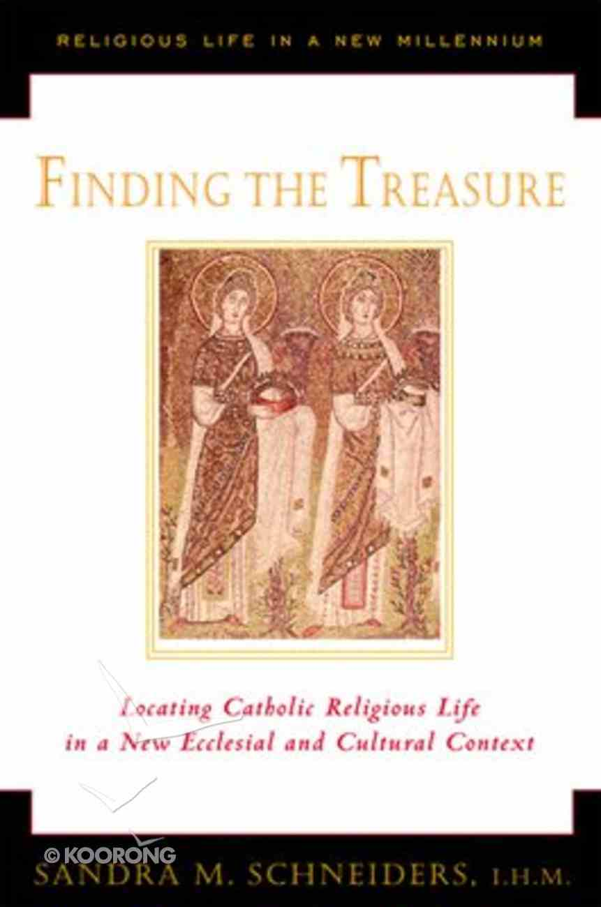 Finding the Treasure Paperback