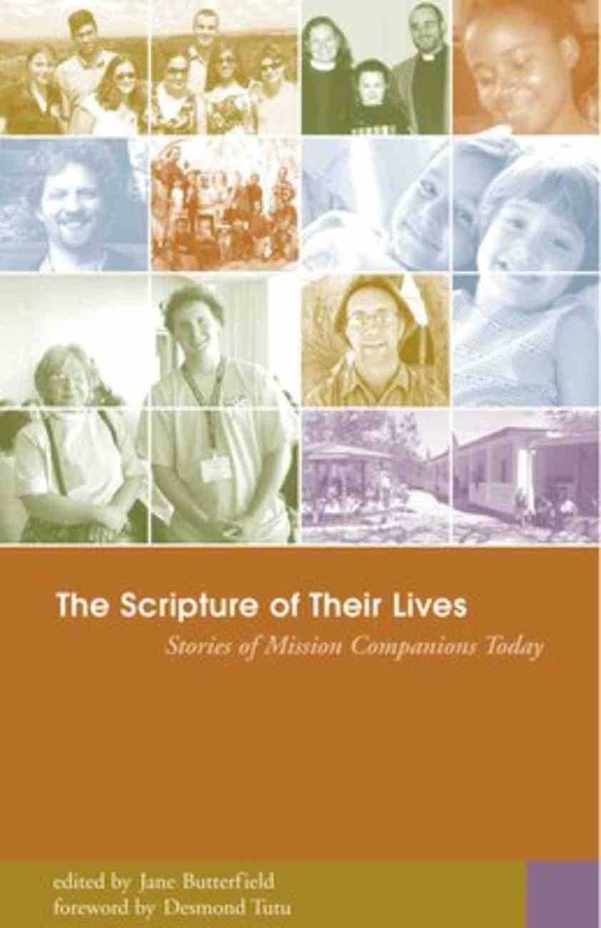 The Scripture of Their Lives Paperback