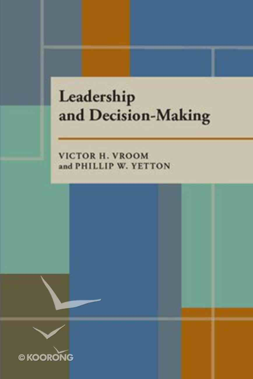 Leadership and Decision-Making Paperback