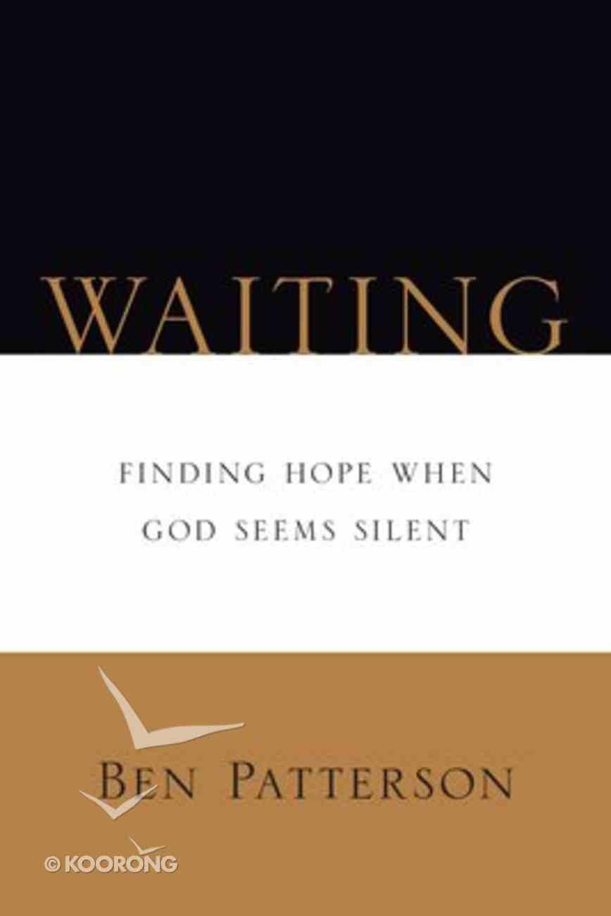 Waiting Paperback