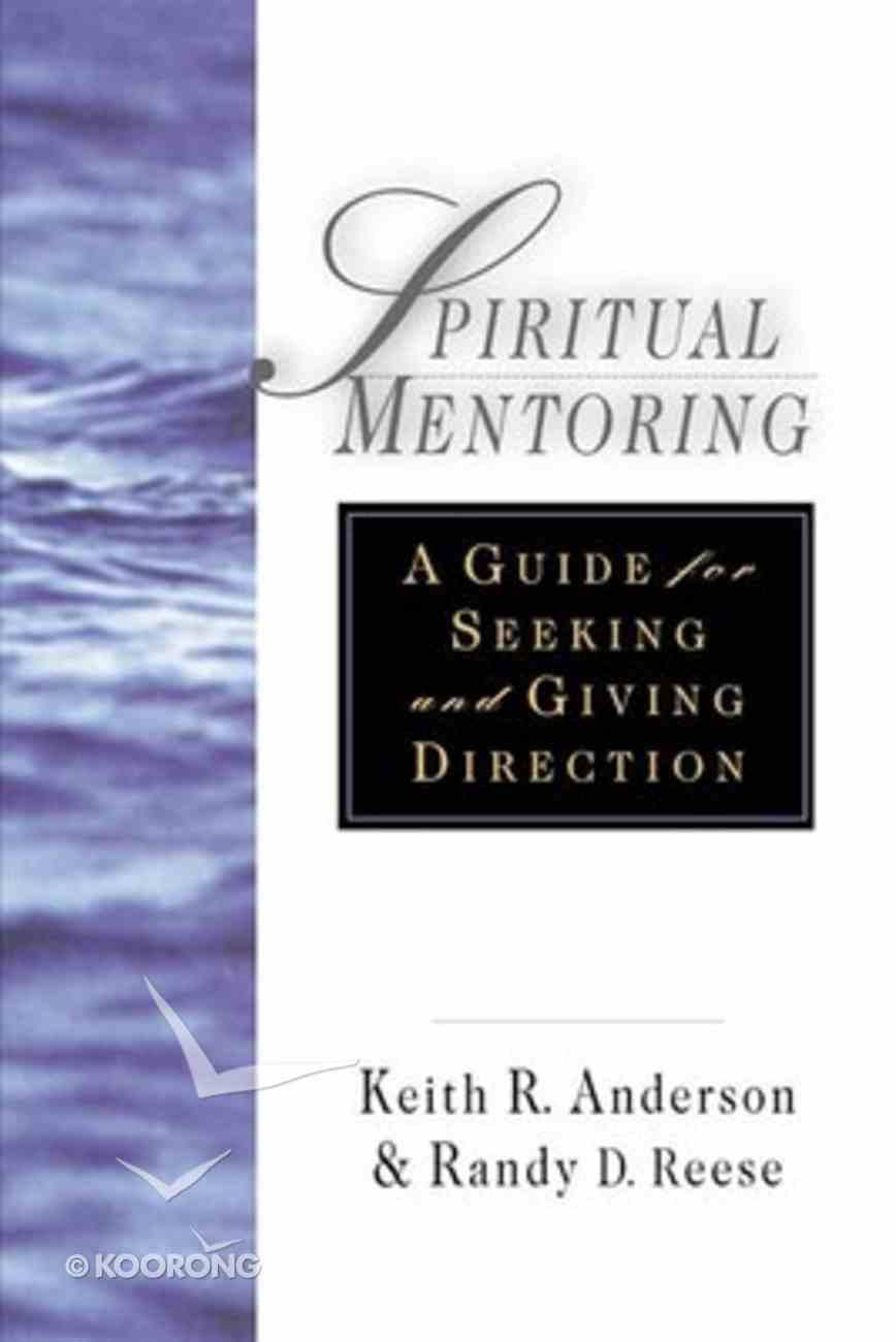 Spiritual Mentoring Paperback