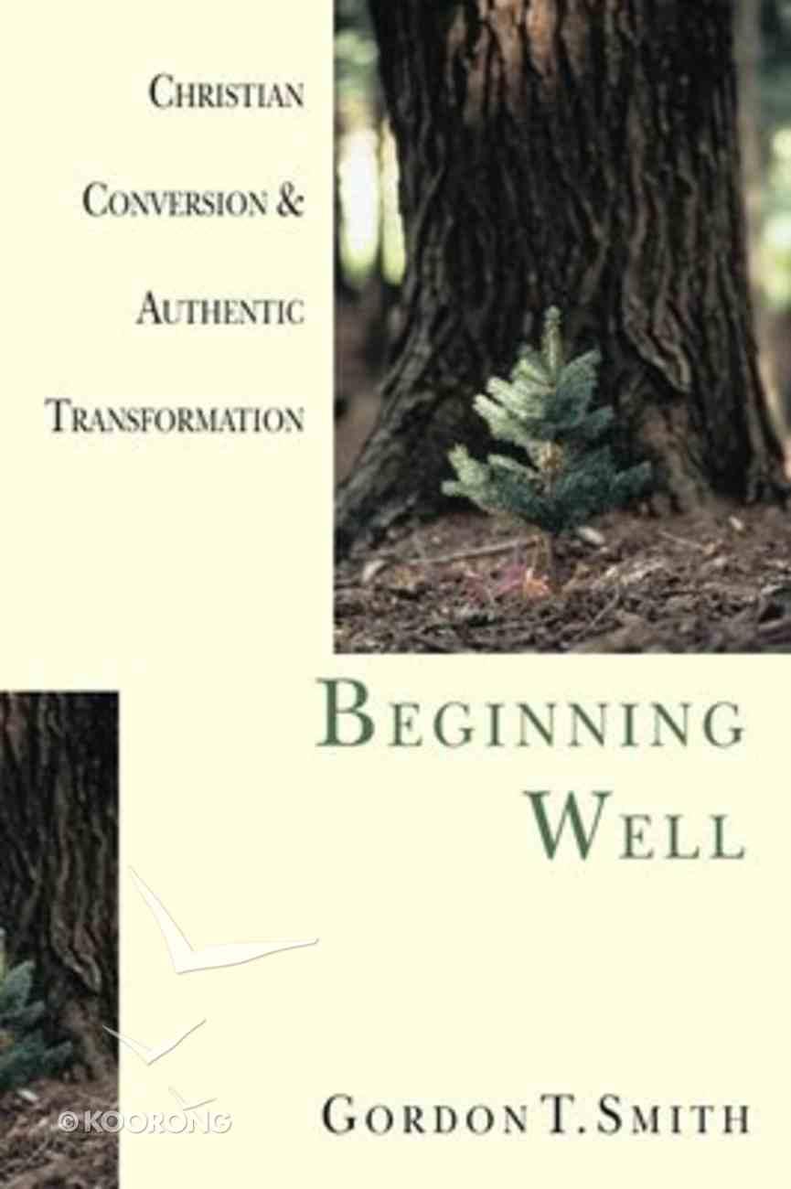 Beginning Well Paperback