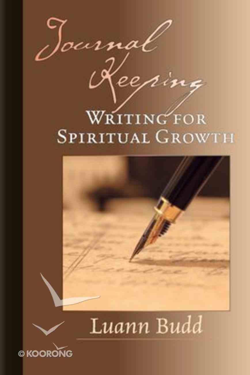Journal Keeping Paperback
