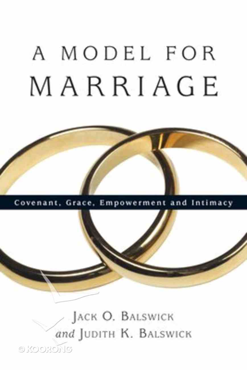 A Model For Marriage Paperback