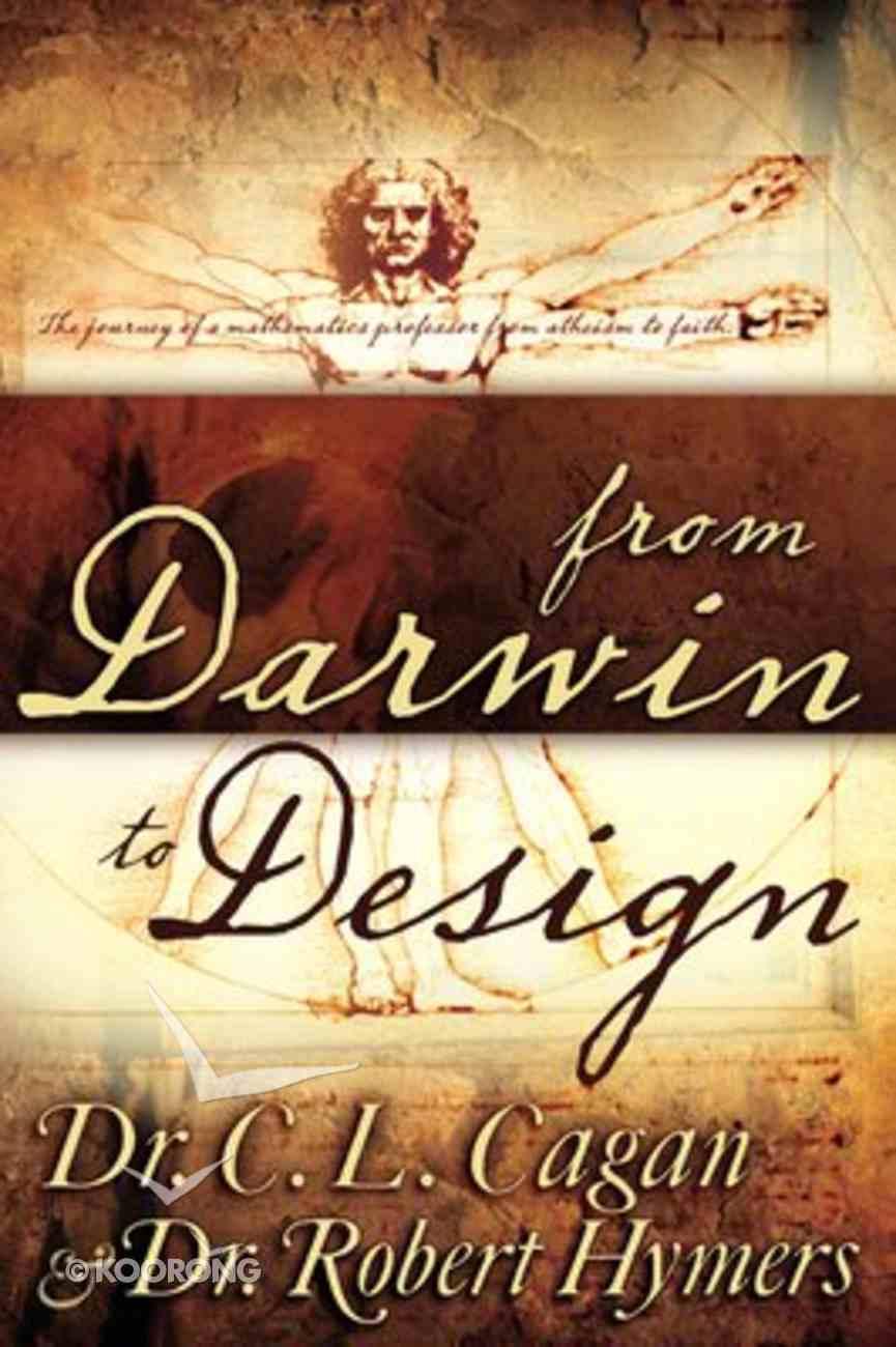 From Darwin to Design Hardback