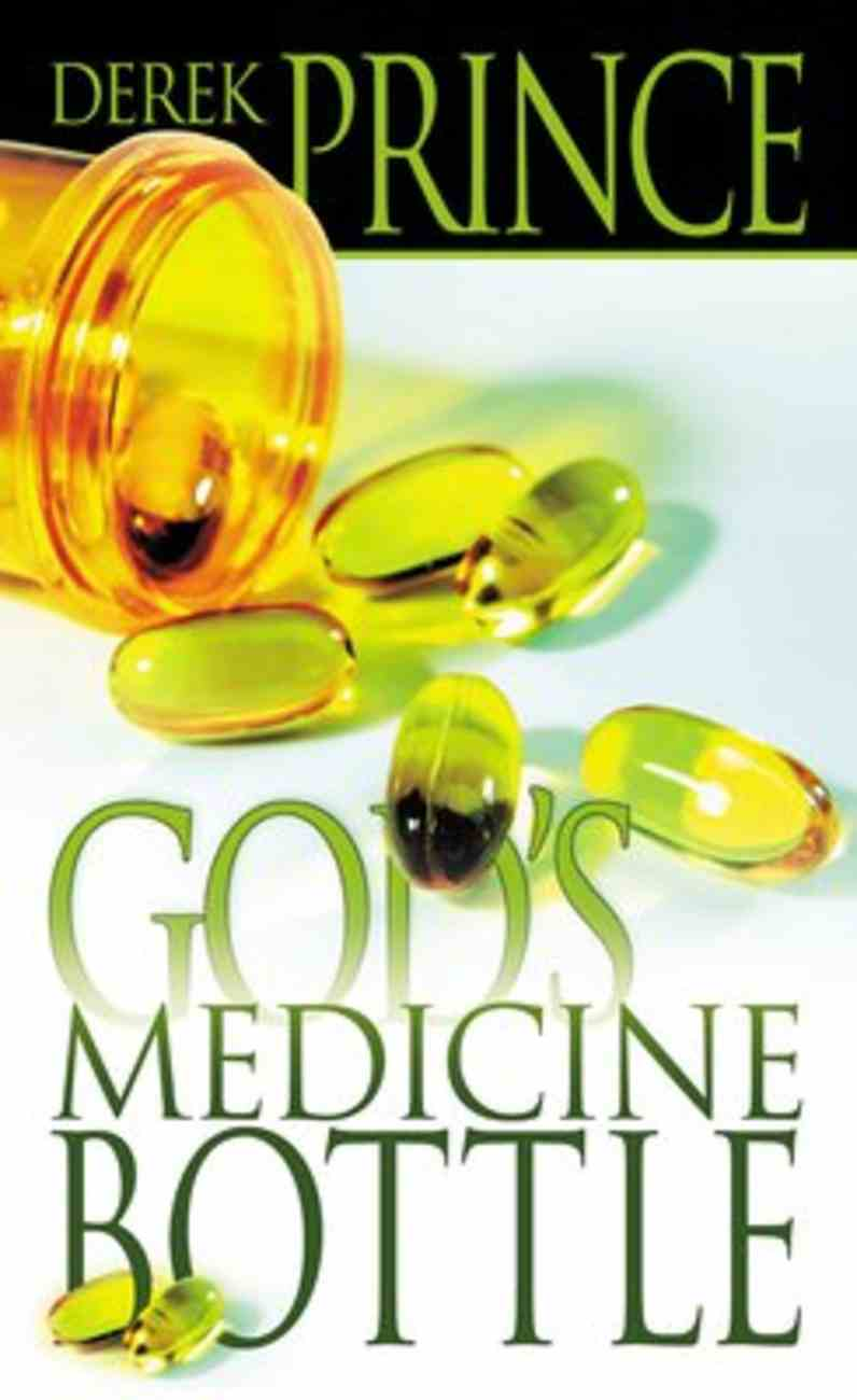 God's Medicine Bottle Mass Market