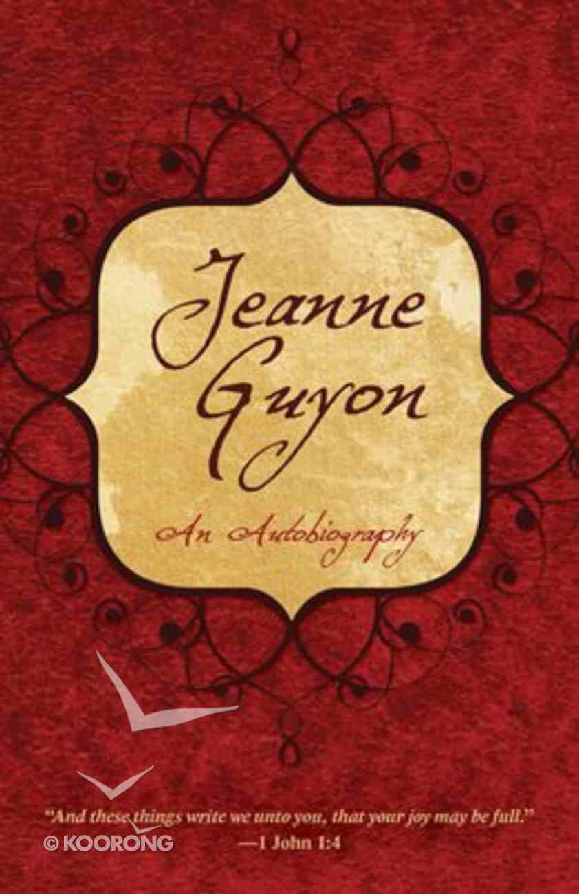 Jeanne Guyon Paperback