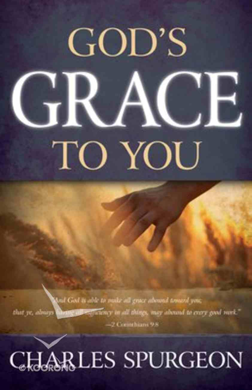 God's Grace to You Paperback