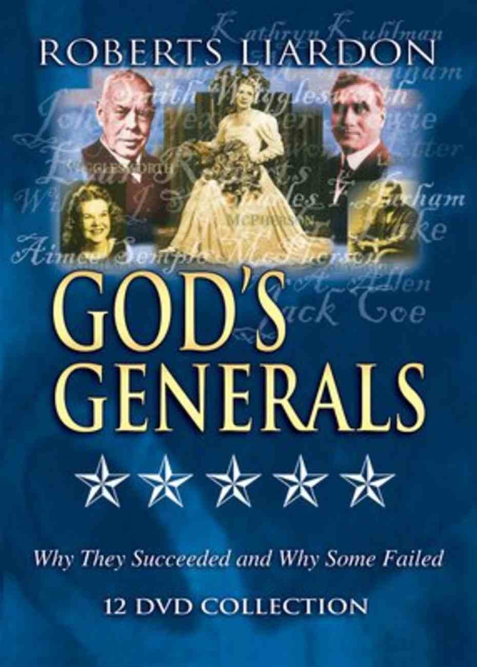 God's Generals Set DVD