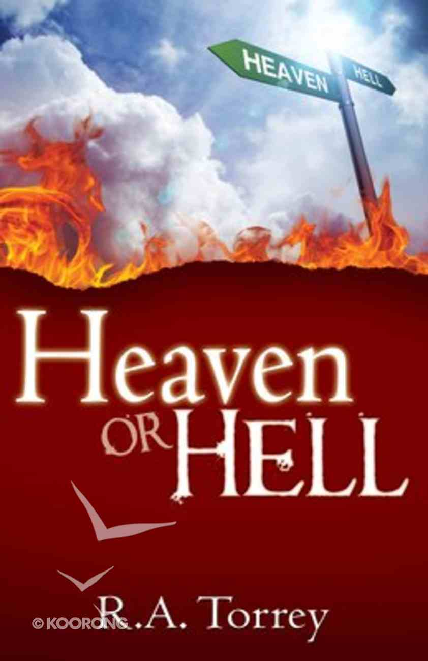 Heaven Or Hell Paperback