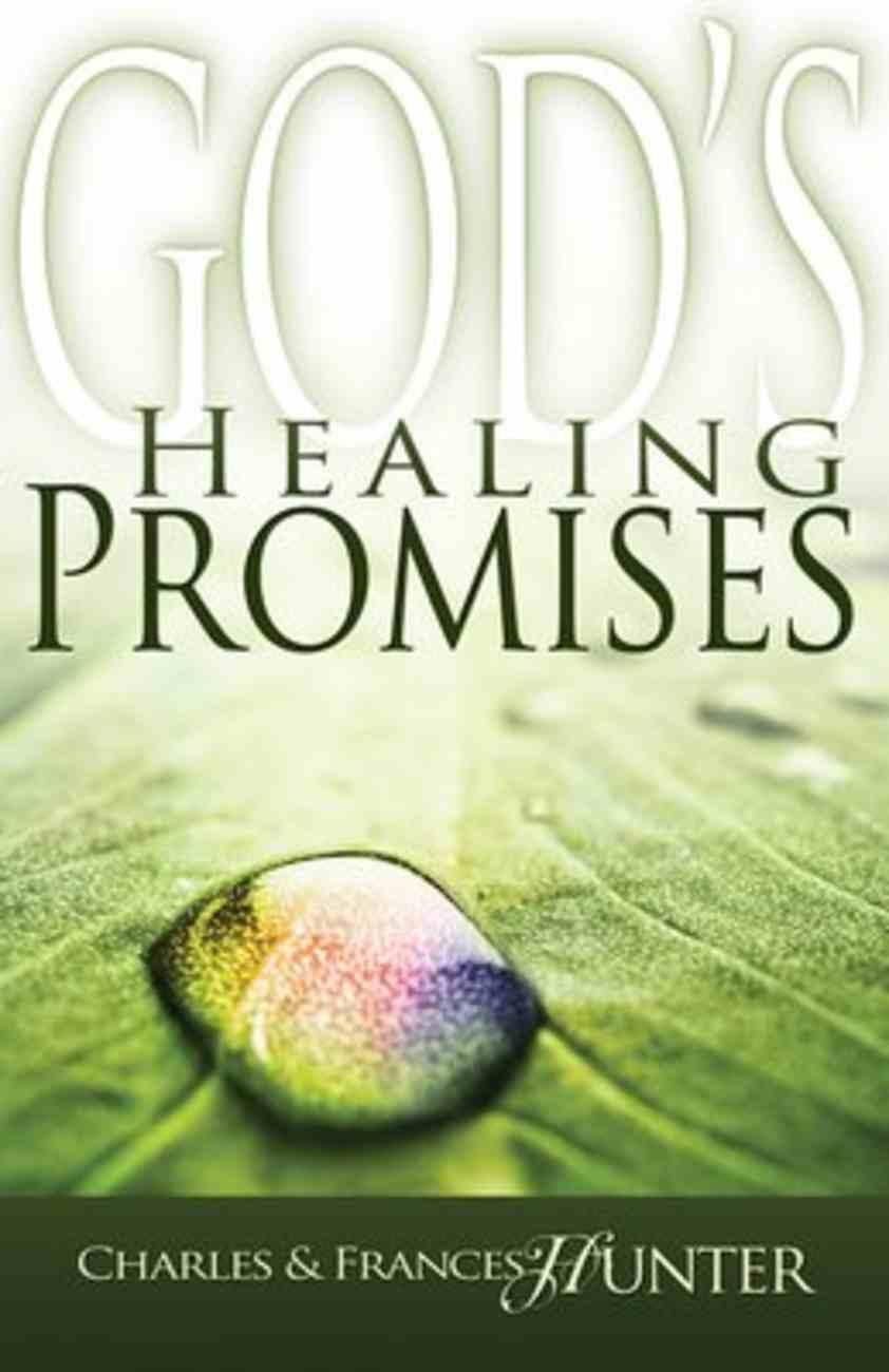 God's Healing Promises Paperback