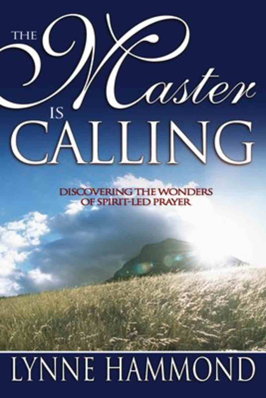 The Master is Calling Paperback