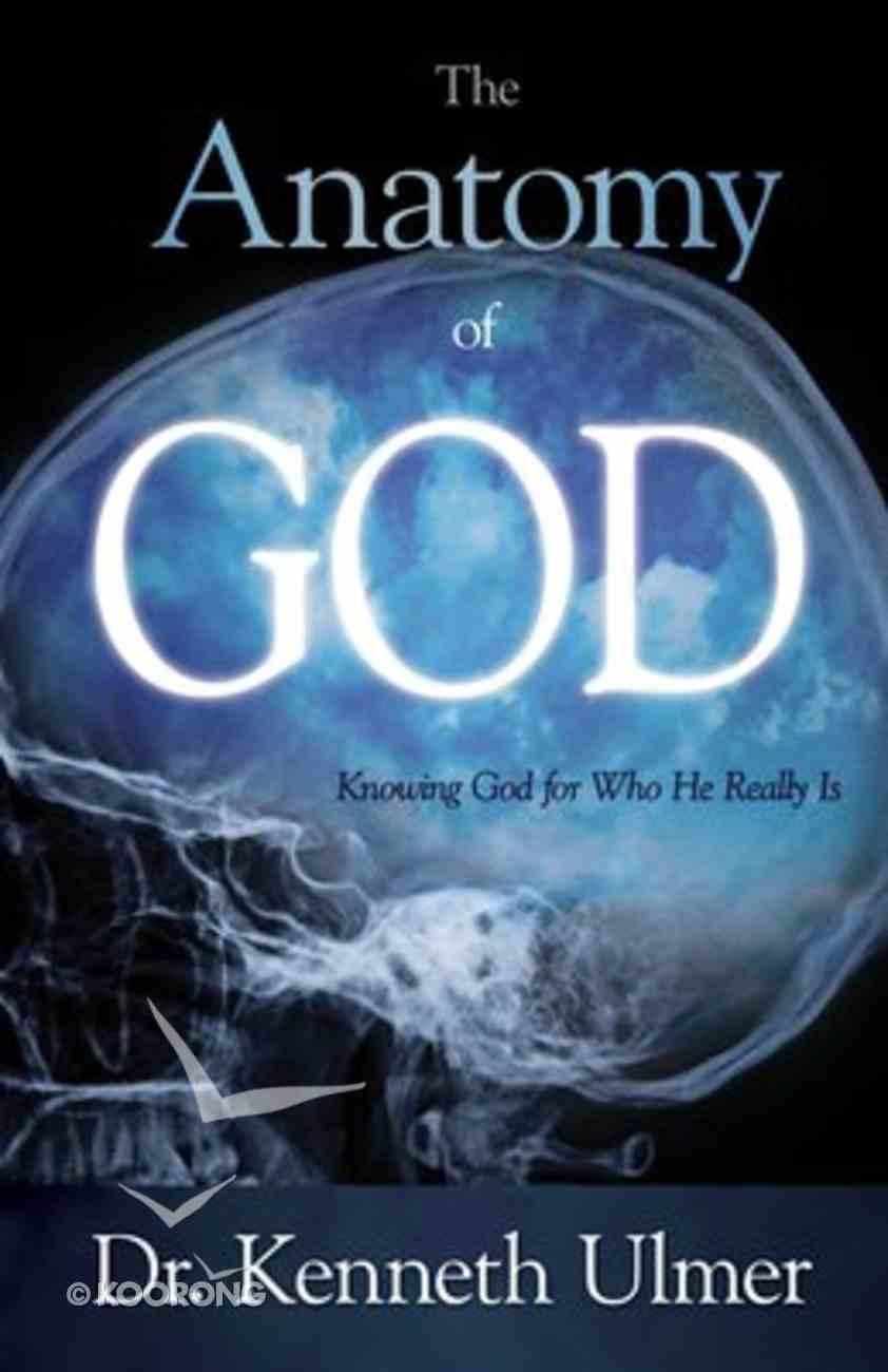 The Anatomy of God Paperback