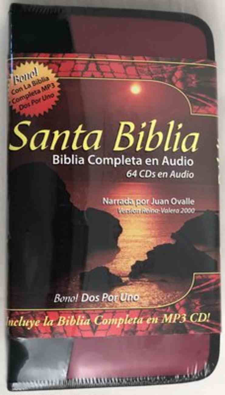 Complete Bible on CD (Spanish) CD
