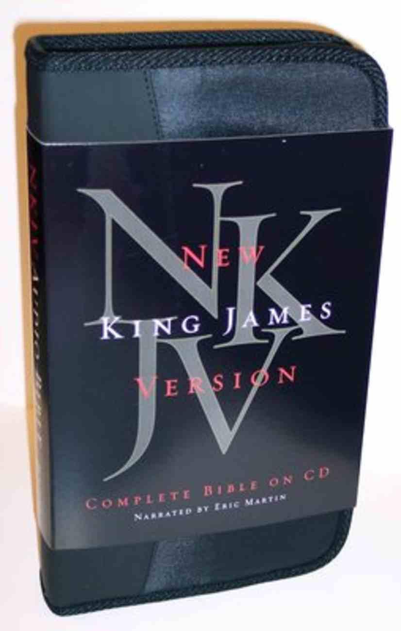 NKJV Complete Bible on CD CD