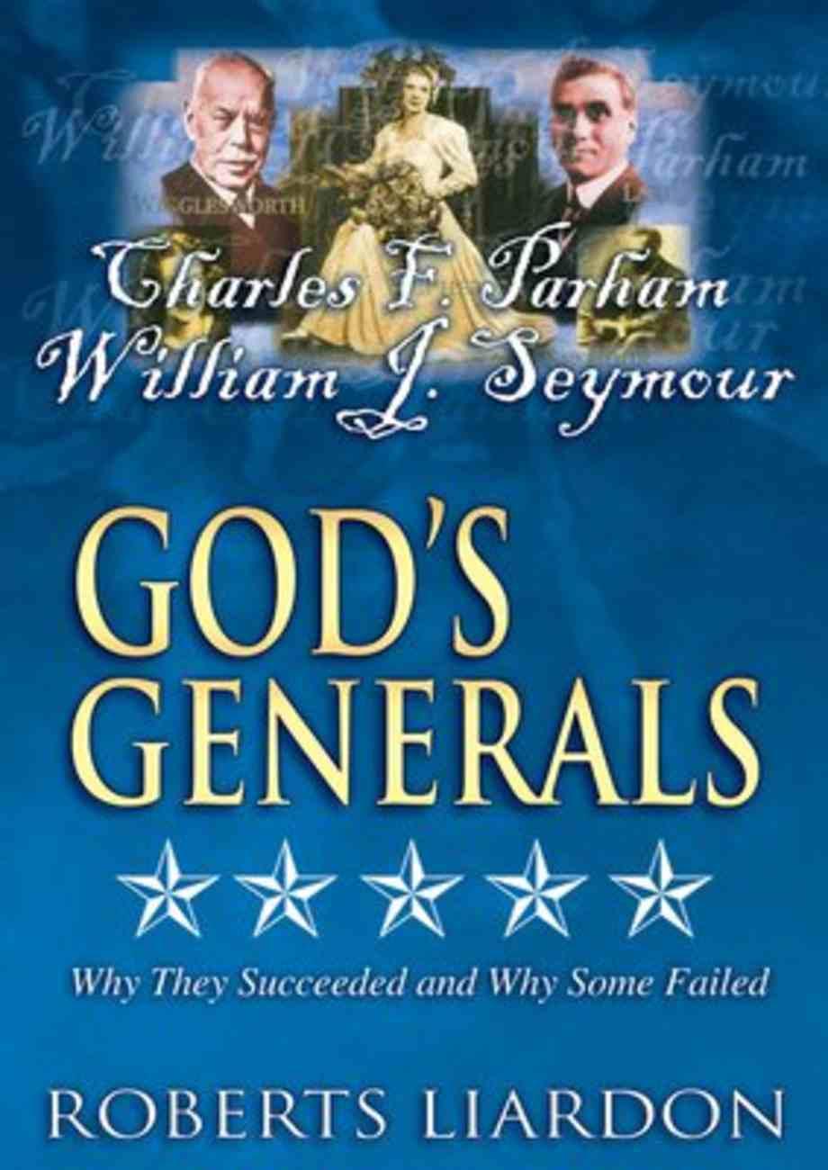 Charles F. Parham & William J. Seymour (#04 in God's Generals Visual Series) DVD