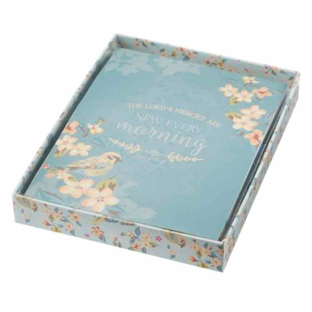 Writing Paper Set: New Every Morning, Birds Stationery