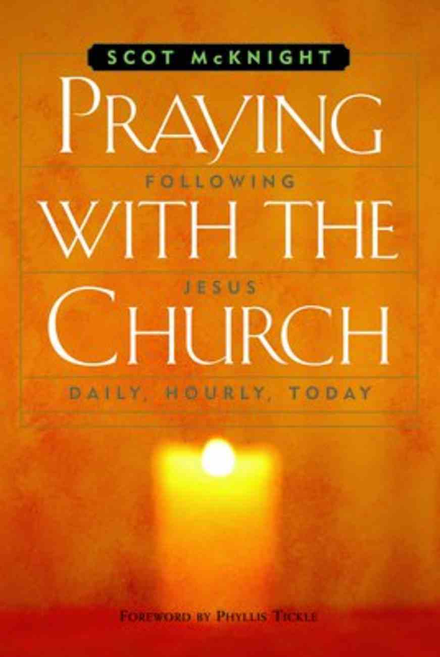 Praying With the Church Paperback