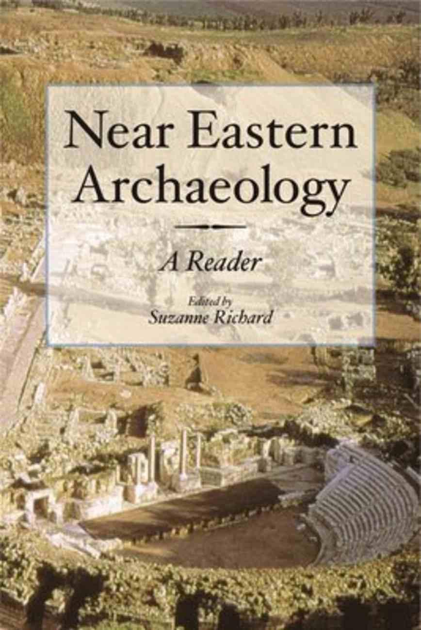 Near Eastern Archaeology Hardback