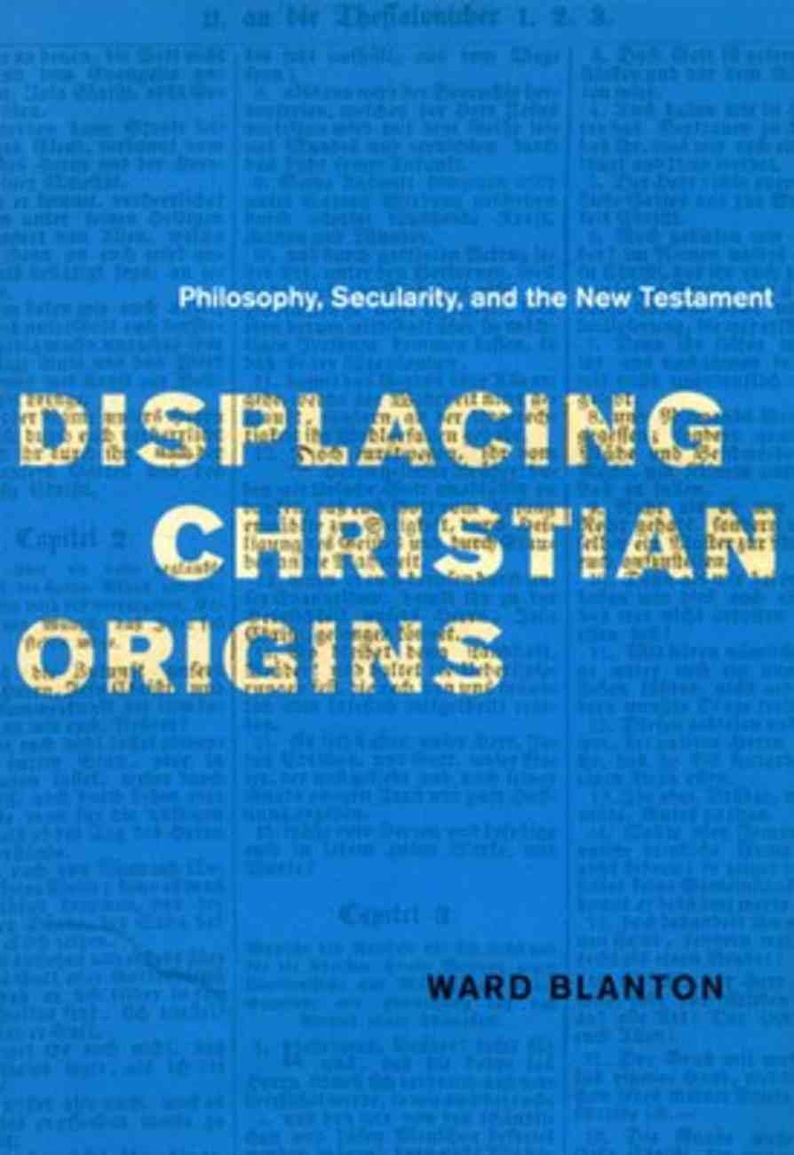 Displacing Christian Origins Paperback