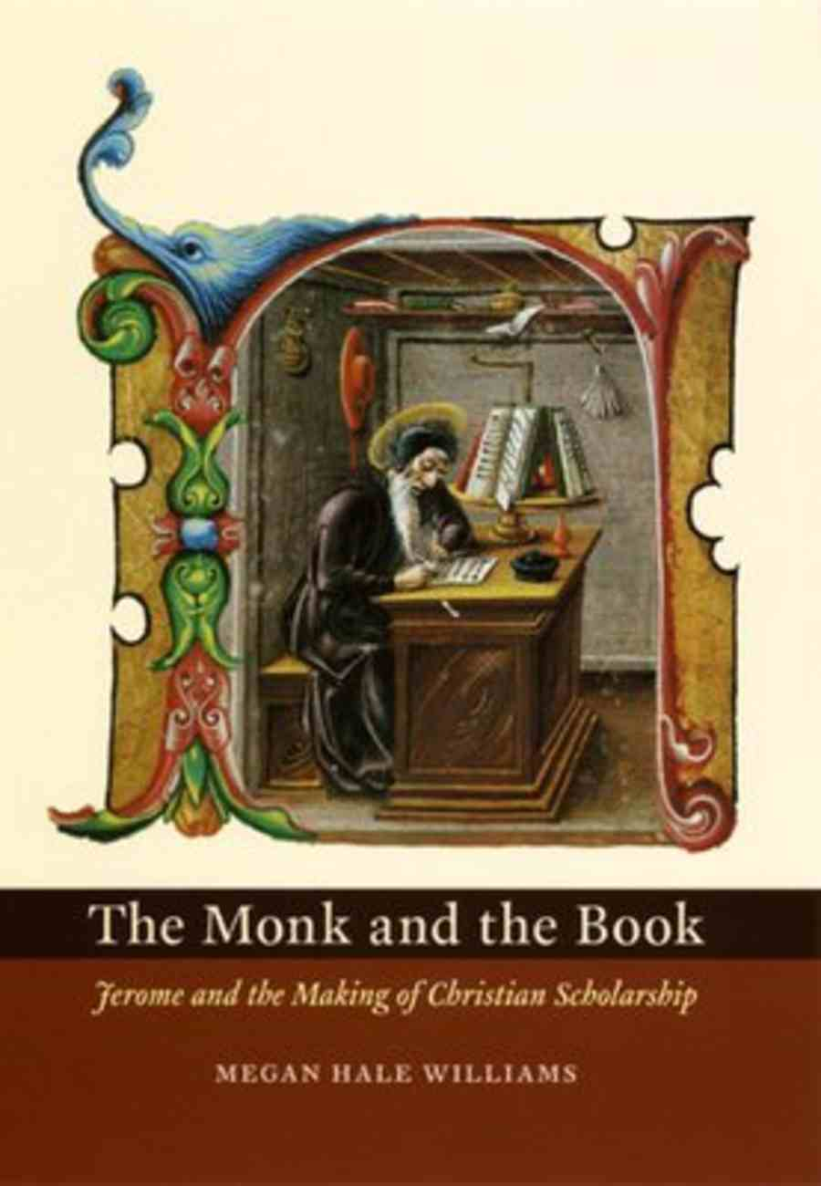 The Monk and the Book Hardback