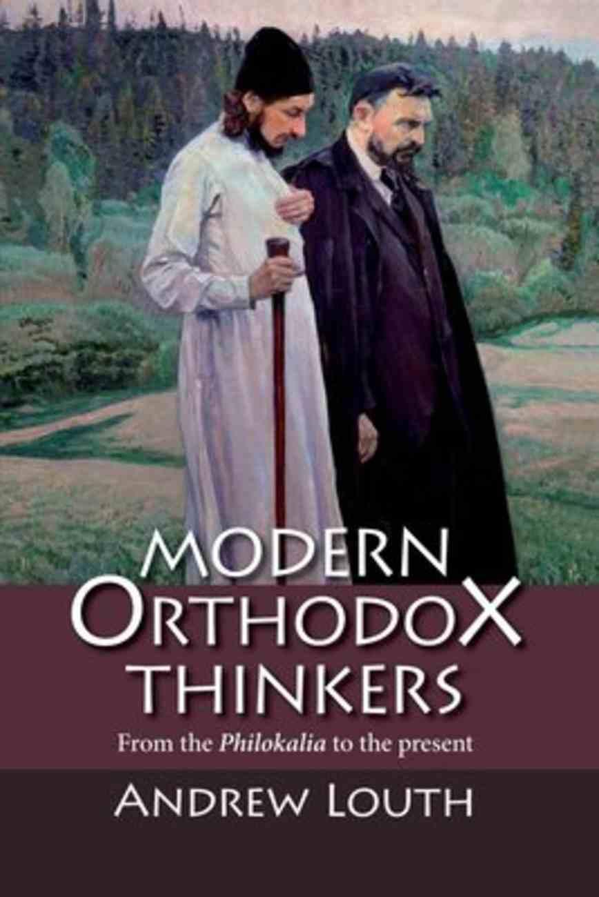 Modern Orthodox Thinkers Paperback