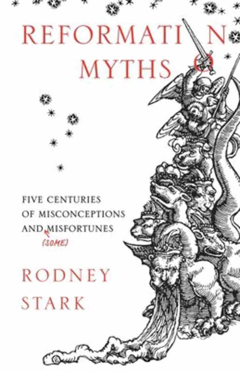 Reformation Myths Paperback