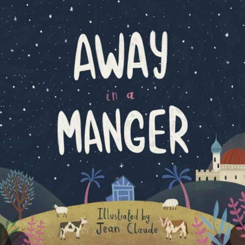 Away in a Manger Paperback