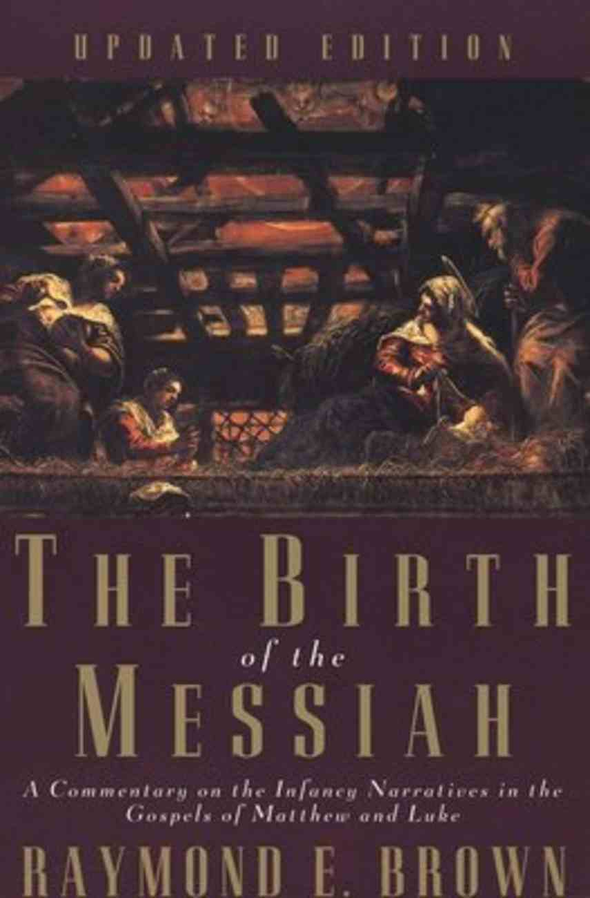 The Birth of the Messiah Paperback