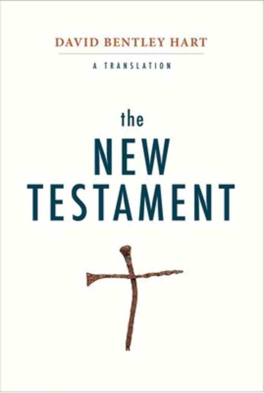 The New Testament: A Translation Hardback