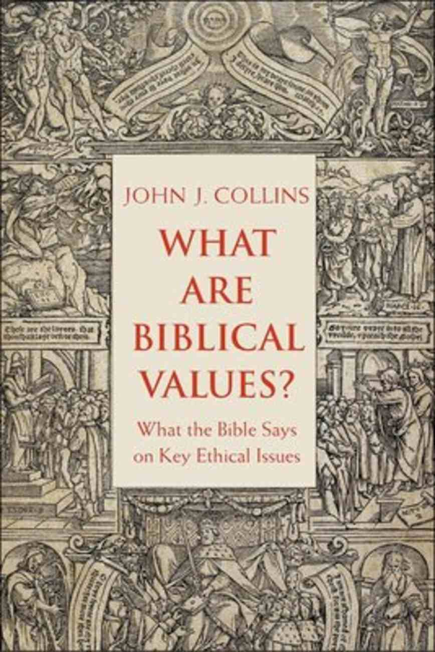 What Are Biblical Values?: What the Bible Says on Key Ethical Issues Hardback