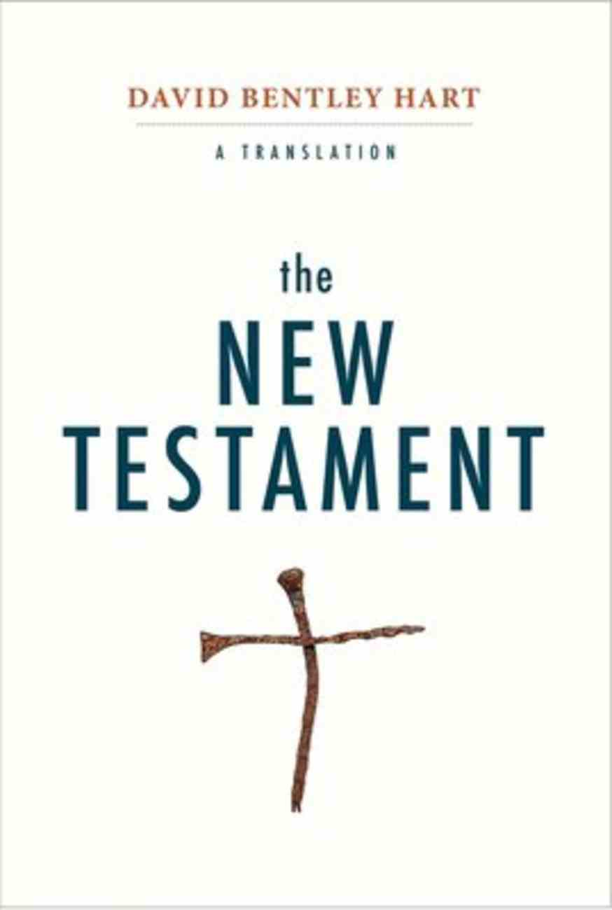 The New Testament: A Translation Paperback