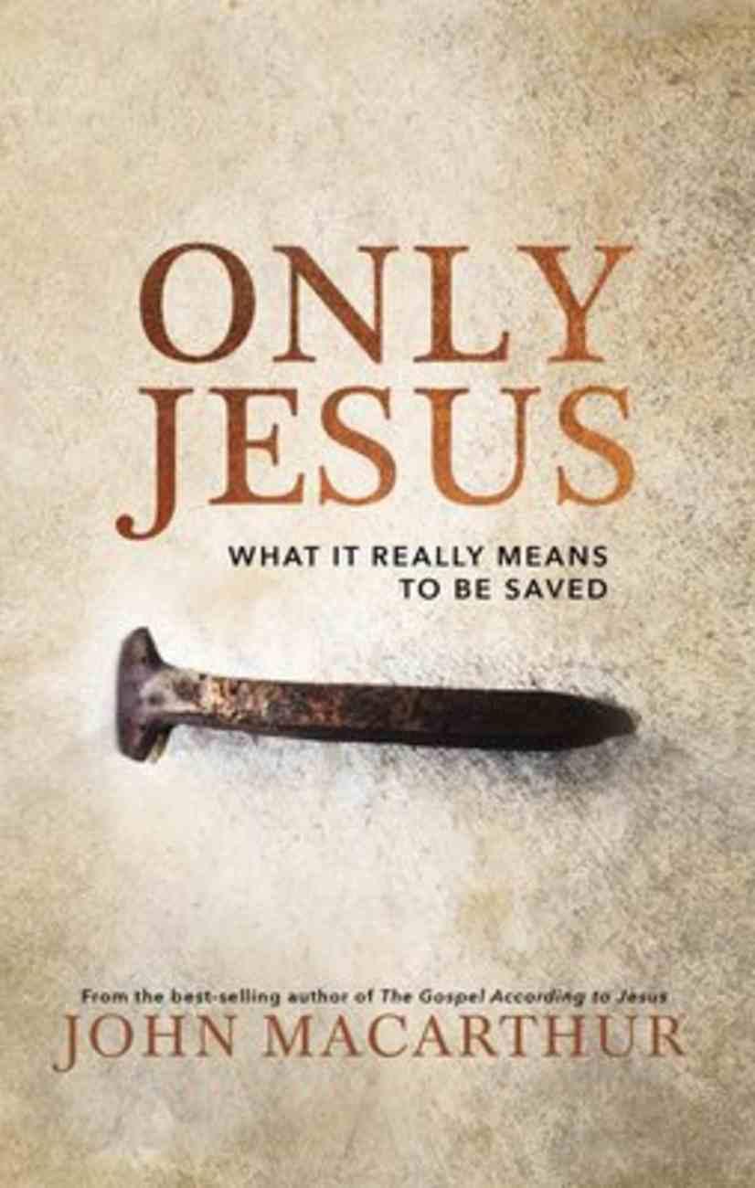 Only Jesus eBook