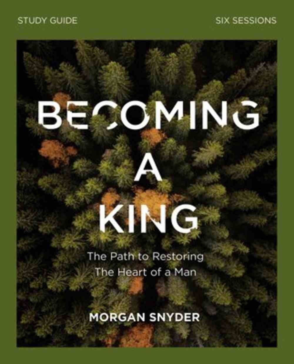 Becoming a King (Study Guide) Paperback