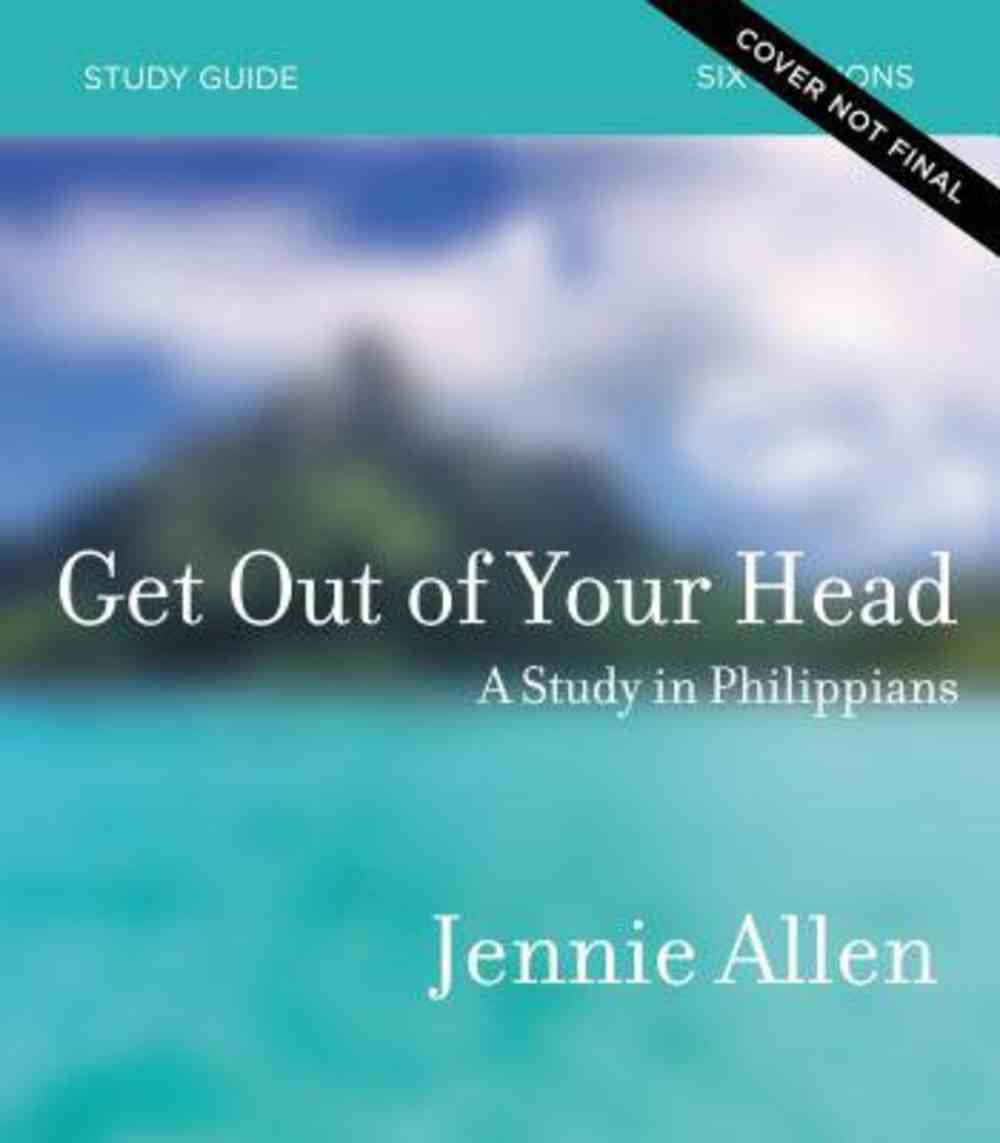 Get Out of Your Head Study Guide eBook