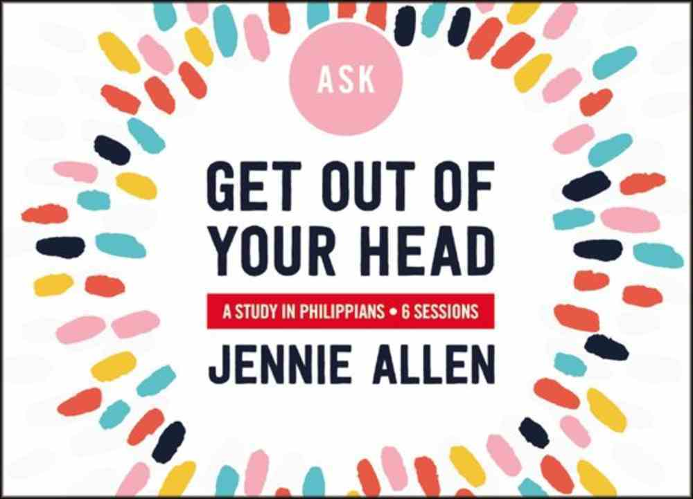 Get Out of Your Head: A Study in Pilippians (Conversation Card Deck) Cards