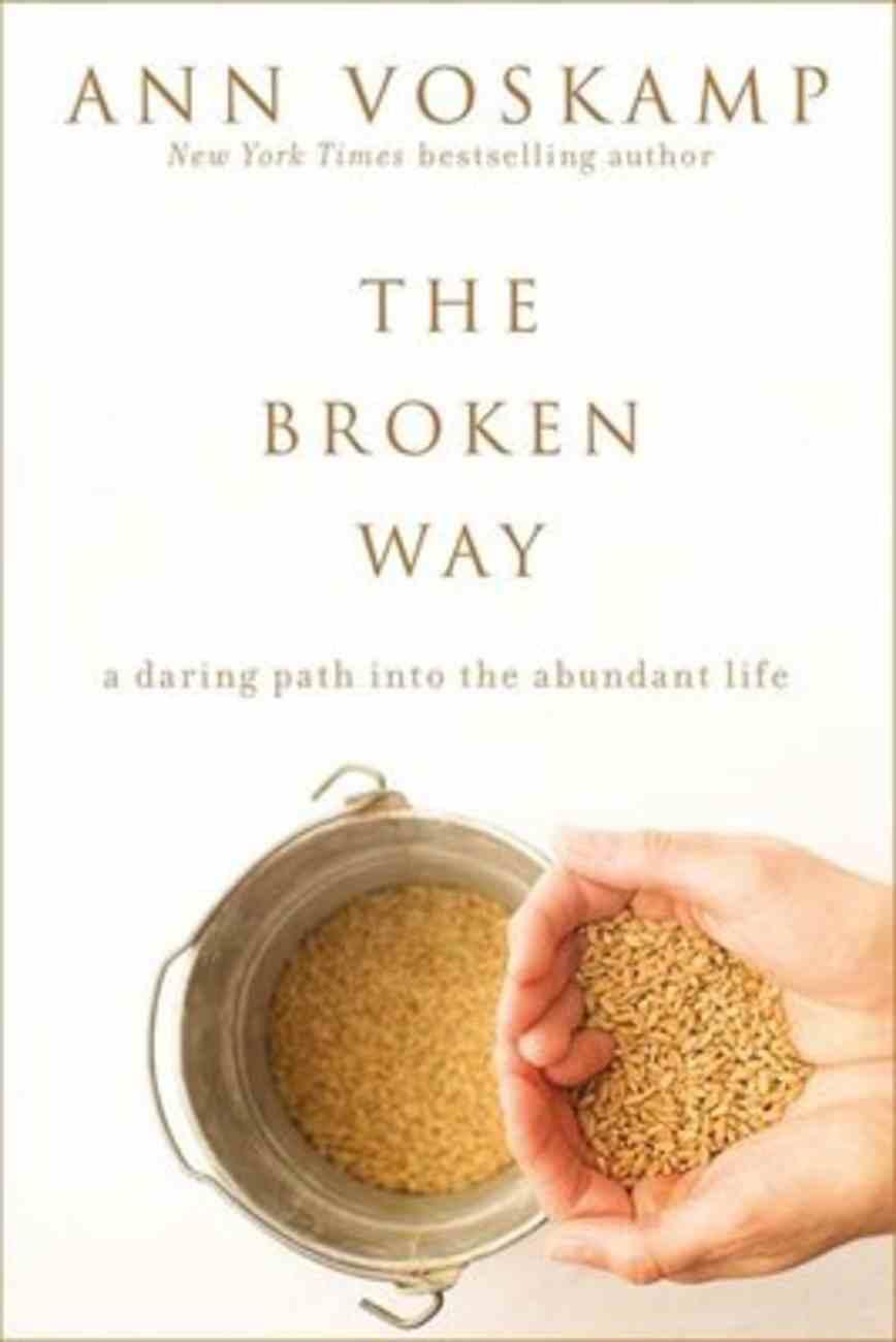 The Broken Way eBook